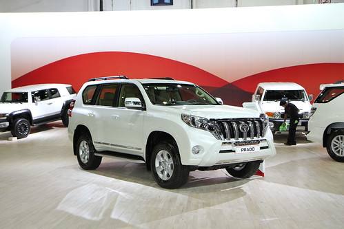 Toyota Land Cruiser Prado | by AlBargan