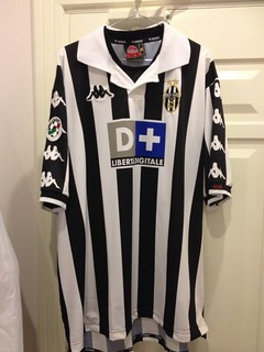 Juventus Zidane Match Issued Shirt 1999 2000 Size Xl Bigge Flickr