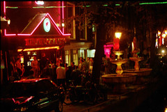 Amsterdam Netherlands Holland Red-Light District Theatre Casa Rosso 2000 020