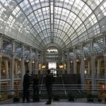 Inside Reagan Building