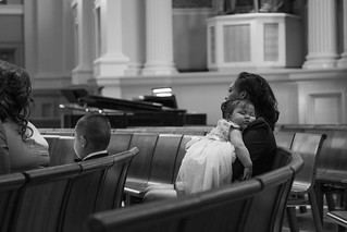 Sleeping Baby in the Cathedral | by staticantics