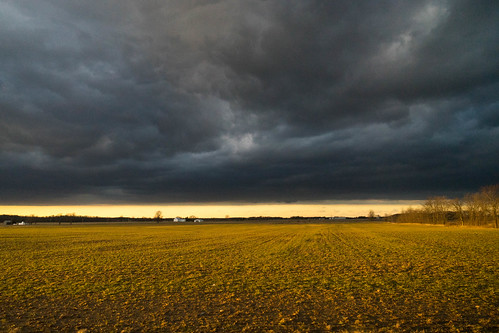 Sunset Storm | by tim mcmurdo