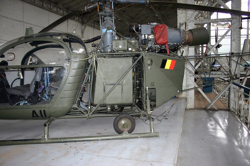 Alouette II SE3130 5
