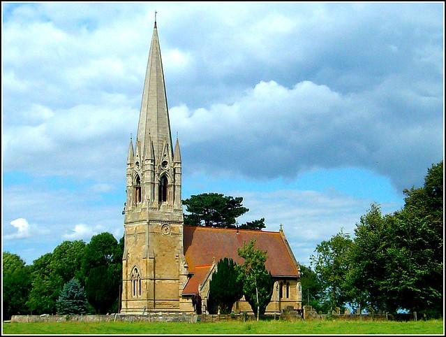 Church in a Field ..
