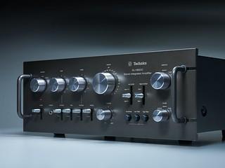 Technics SU 8600 Stereo Amplifier