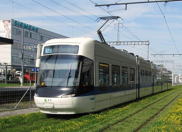 Glattalbahn Wallisellen