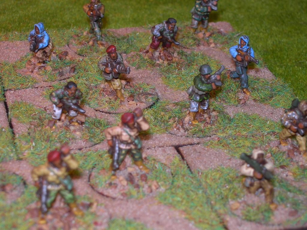 15mm Sci-Fi Infantry (Peter Pig) | Flickr