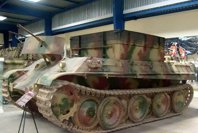 SdKfz 179 - Bergepanzerwagen (2)