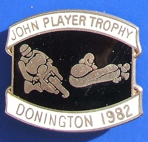 John Player Transatlantic Trophy Donington 1982 - motorcyc
