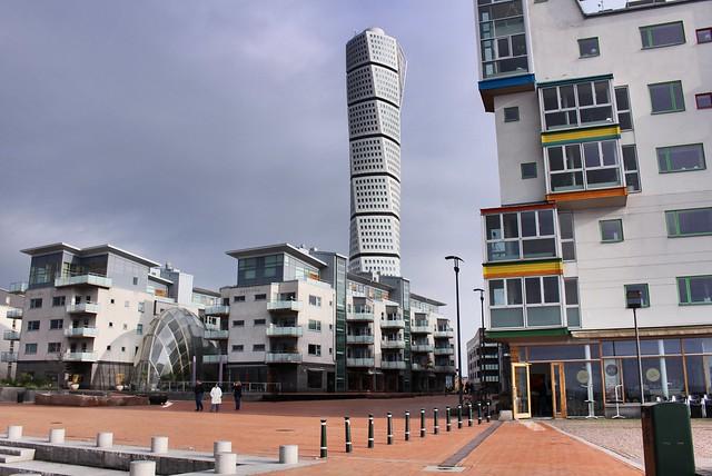 Västra hamnen (or Western Harbour in English)