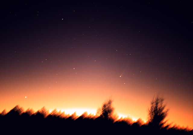 Comet ISON on November 21, 2013