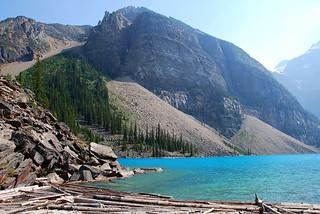 Canada Alberta Moraine Lake