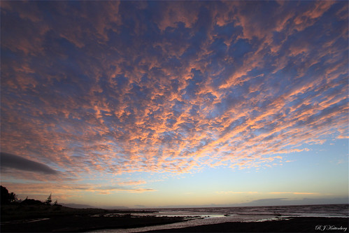 sunset sea newzealand sky cloud colour beach water weather creek canon coast wind wave northisland aotearoa kapiti paraparaumu 500d