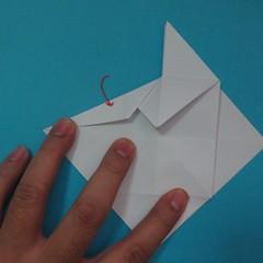 วิธีการพับกระดาษเป็นนกเพนกวิ้น 021