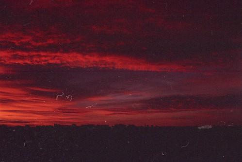 light red sun film analog sunrise 35mm prague lofi analogue expired compact smena lomosmena8m смена konicaminoltavxsuper200 filmcompact žvahov ломосмена8m konicafilms toffeemaky lomot4340mm