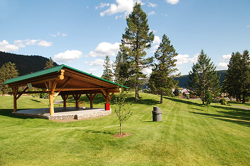Boitanio Park, Williams Lake, Highway 97, Cariboo, British Columbia, Canada