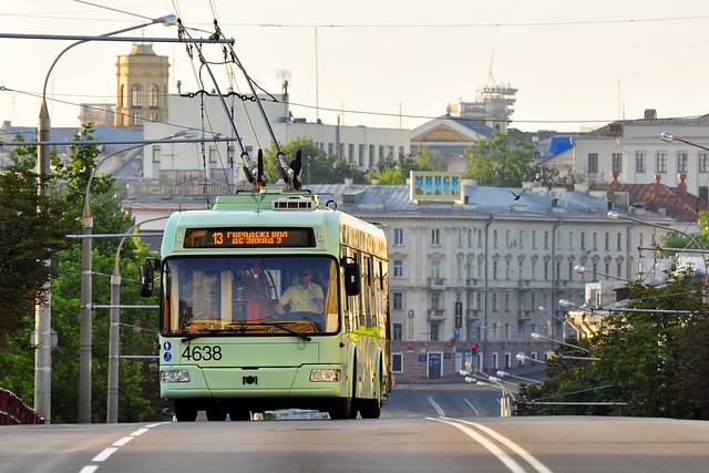 Trolley Bus #13