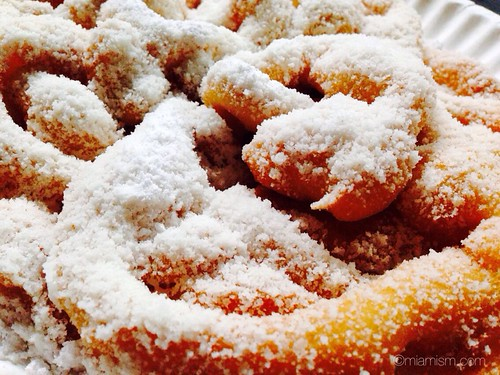 Funnel Cake at St Rose of Lima Church | by miamism