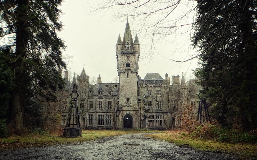 rainy day in wonderland