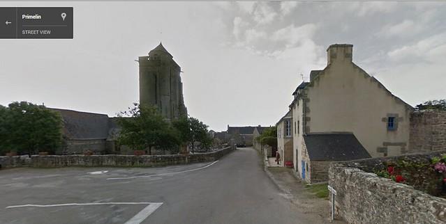 La maison et l'église
