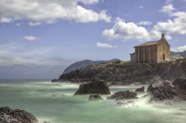 Ermita de Santa Catalina- Mundaka