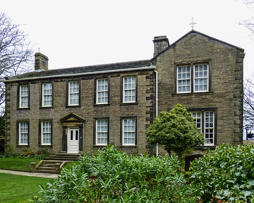 Haworth Parsonage | by Tim Green aka atoach