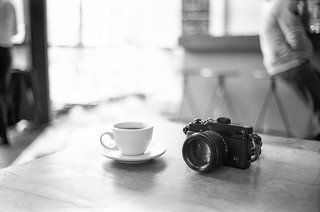 Leica M6 - Ilford Delta 400 captures Fuji X-Pro 1 | by HamburgCam