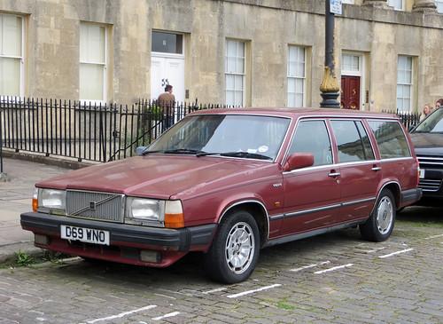 1987 Volvo 760 GLE auto | by Spottedlaurel