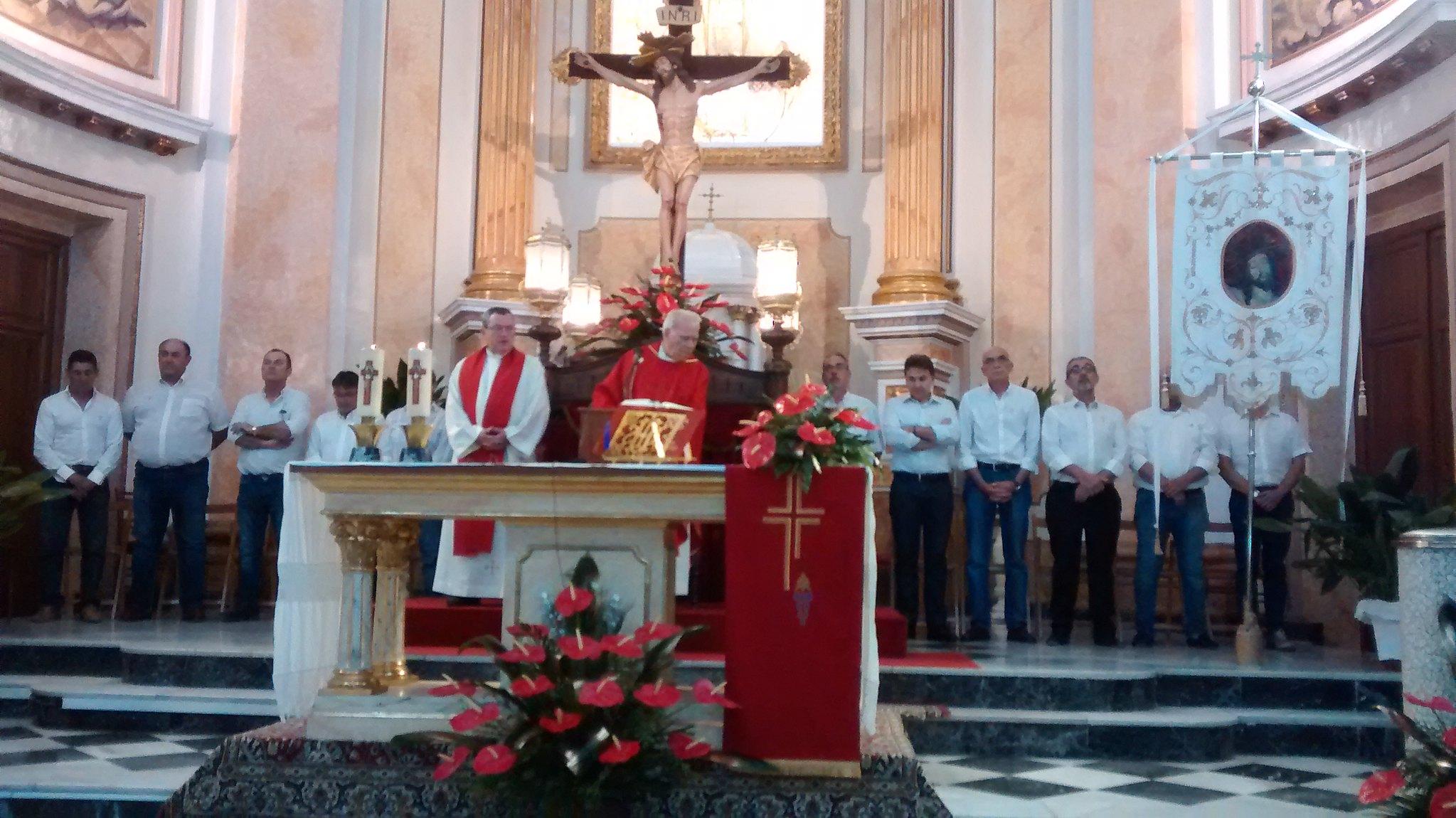 (2016-07-03) - Eucaristía subida del Cristo - José vicente Romero Ripoll (03)