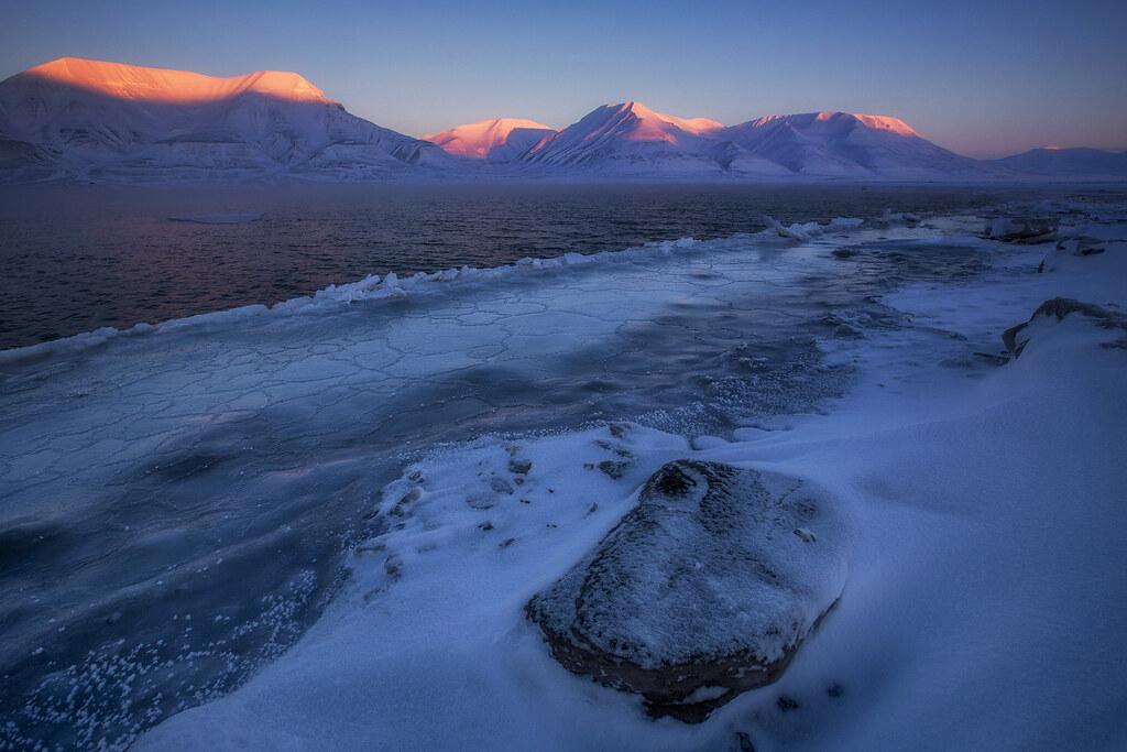 78th Parallel North Svalbard Island Of Spitsbergen Flickr