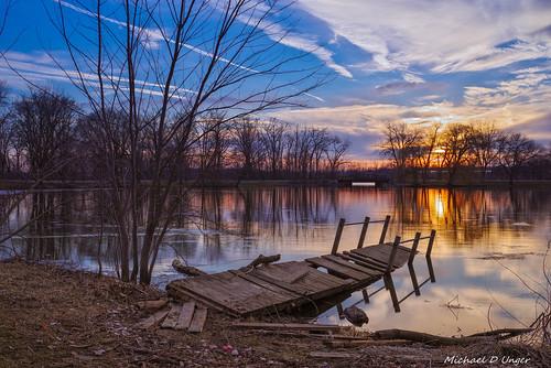 da35 k1 pentax pixelshift riversidepark sunsets water