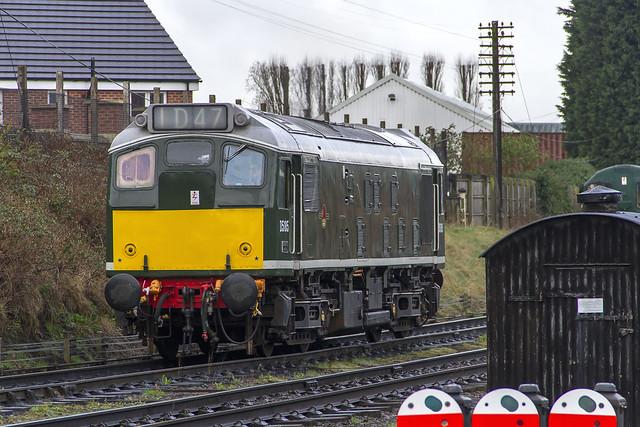 Class 25 No. D5185