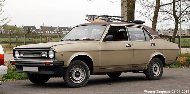 Morris Marina 1300 automatic 1980