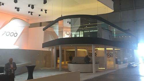 Bombardier - Ebace - Palexpo  Geneva 2015