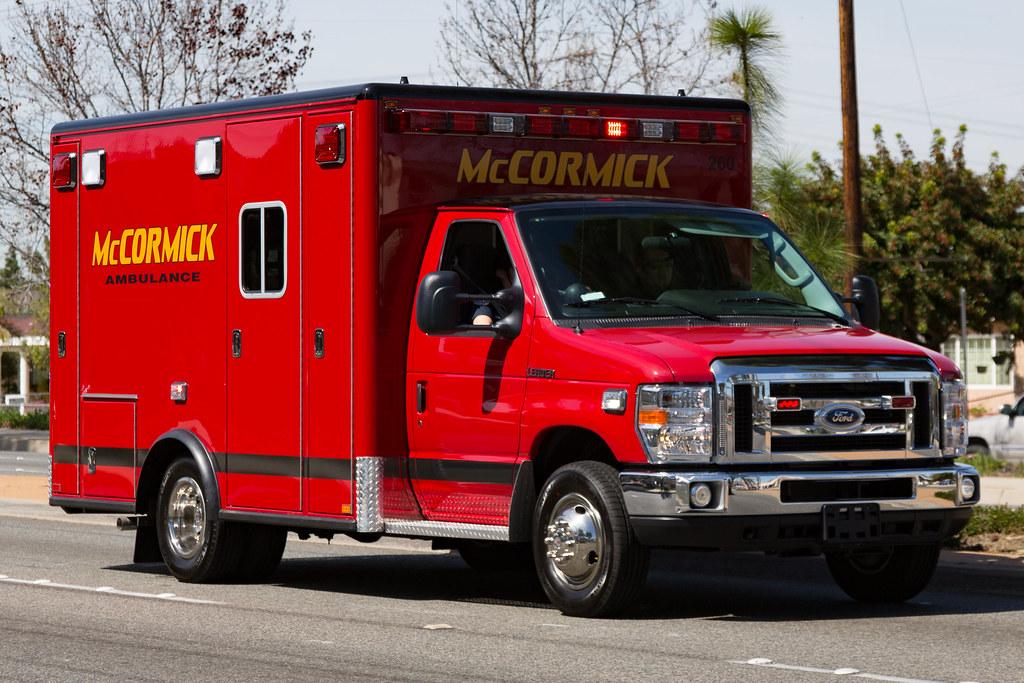 McCormick Ambulance | desertphotoman | Flickr