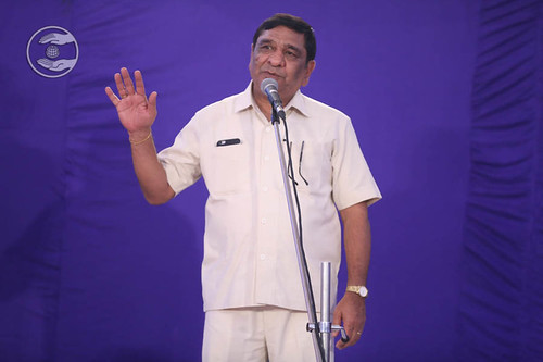 SNM Zonal Incharge, Sunil Ratra from Bengaluru