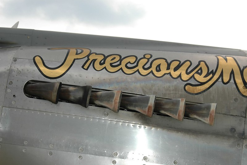P-51A Precious Metal 2