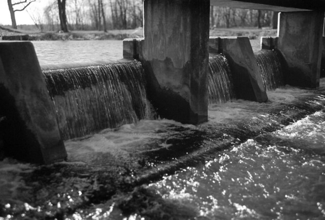 otter creek dam