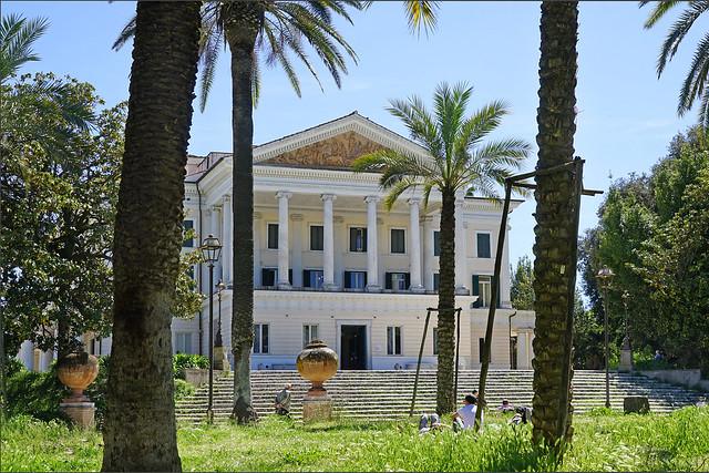 Le Casino Nobile (Villa Torlonia, Rome)