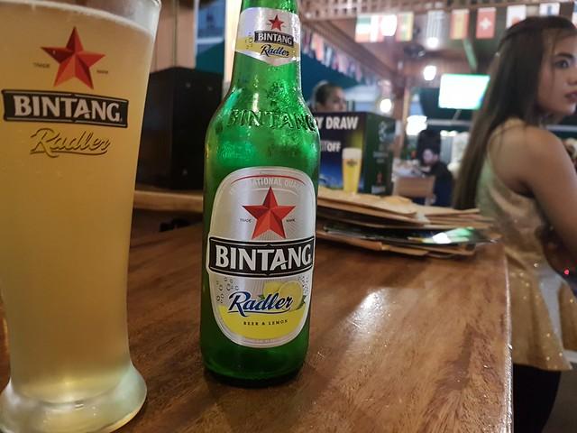 © Bintang Radler Beer Bottle Healy Mac's Medan Indonesia North Sumatra Southeast-Asia Sumatera Utara - Bier Flasche Indonesien Südost-Asien Nord-Sumatra