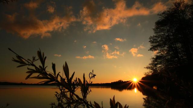 lake Behl nr. Ploen, this evening