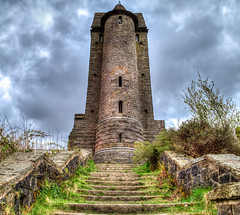 Pigeon Tower HDR