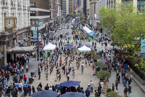 Car Free NYC: Earth Day - Herald Square | by NYCDOT