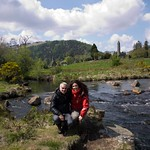 Irlanda, Condado de Wicklow, Glendalough 10