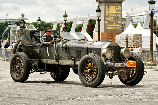 La France Tourer 1917