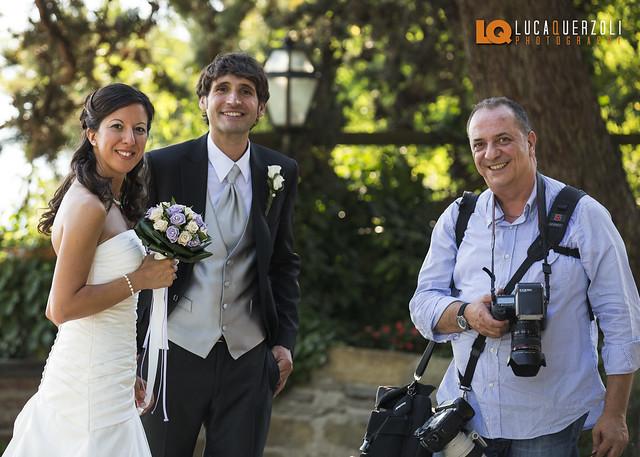 Fotografo Matrimonio - Backstage