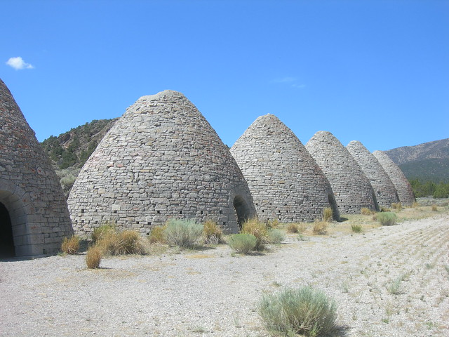The Ward Charcoal Ovens