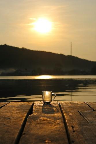 morning beach cup night sunrise indonesia island boat karimunjawa goldensunlight karimunjawaisland flickrandroidapp:filter=none