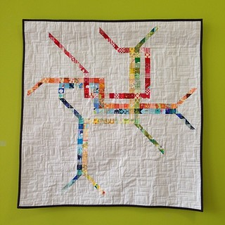 Quilt show at @anacostiaarts