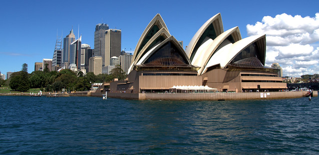 Opera House front